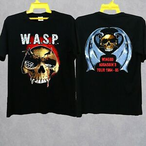 WASP Winged Assassin's new t-shirt heavy cotton comfortable tee
