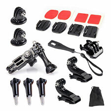15in1 Bag of Mount Accessories Kits Bundle Screw for GoPro SJCAM Sports Camera