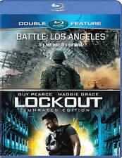 Battle Los Angeles  Lockout - Set [Blu- Blu-ray