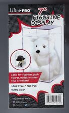 Ultra Pro All Teams Figurine and Beanie Baby Display Case, 7-Inch Figurine Clear