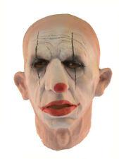 CLOWN Maske aus Schaumlatex Monstermaske Halloween