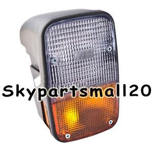 Headlight LH Front Light Fitting 48V 56550-13130-71 For Toyota Forklift 7FB/8FB