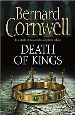 Death of Kings by Cornwell, Bernard - Free Shipping