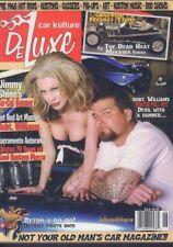 Car Kulture Deluxe Magazine Jimmy Shine & Robt. Williams June 2009 011618nonr