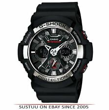 Casio GA-200-1AER Men Analouge Watch│World time│Shock-Magnetic Resistant│Resin