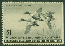 EDW1949SELL : USA 1945 Scott #RW12 Mint Never Hinged. Retail