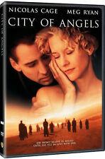 CITY OF ANGELS / (FULL AMAR RPKG) - DVD - Region 1