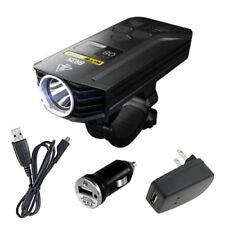 Nitecore BR35 1800Lm Rechargeable Bike Light w/USB Cord + Car & Wall Adaptors
