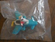 McDonalds Happy Meal Toy 1988 MAC TONIGHT Airplane SEALED