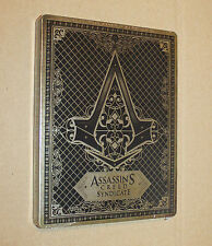 Assassin's Creed Syndicate Steelbook Steelcase NO GAME INCLUDED New & Sealed