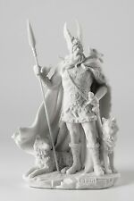 Norse God Odin Viking Statue Sculpture Figure SHIPS SAME DAY OR 1 BUSINESS DAY