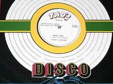 "JOHNNY OSBOURNE Baby Love 12"" RECORD REGGAE TAD'S RECORDS RARE"