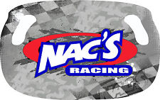 NAC'S RACING PIT BOARD DRY ERASE PIT BOARDS
