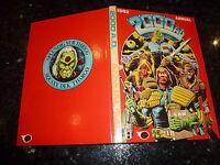 2000 AD Comic Annual - Date 1982 - UK Fleetway Annual