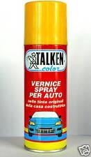 Talken color bomboletta vernice spray per auto
