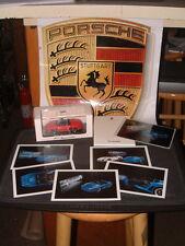 PORSCHE DESIGN/MUSEUM 2011 RED 911 SPEEDSTER 1:43 MODEL W/FACTORY EXTRAS!!