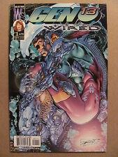 Gen13 Wired #1 DC Comics 1999 One Shot 9.6 Near Mint+