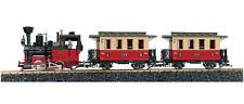 LGB G Scale Passenger Steam loco starter set with sound # 78302
