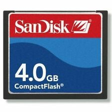 4GB SanDisk Standard CompactFlash CF Memory Card