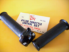 Throttle & Grips VMX Vintage Minibike Deckson Deltek NOS Made in Japan 7/8""