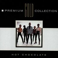 "HOT CHOCOLATE ""PREMIUM GOLD COLLECTION"" CD NEU"