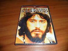 Serpico (DVD, Widescreen 2002) Al Pacino, John Randolph NEW