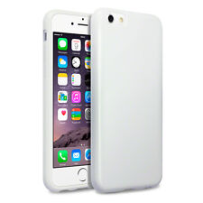 Apple iPhone 6 Flexi Cover High Density Composite TPU Duragel Case Gloss White