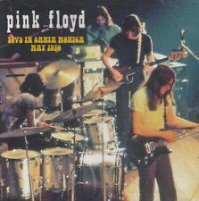 PINK FLOYD - LIVE IN SANTA MONICA 1970. 2CD