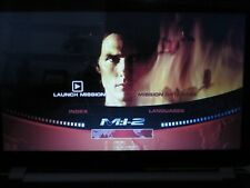 Mission: Impossible II 2(DVD, 2000) Tom Cruise DVD ONLY SLIM CD/DVD STORAGE CASE