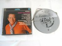 VINTAGE ANDY WILLIAMS REEL TO REEL 4 TRACK TAPE HONEY COLUMBIA CQ 1024 SPOOKY