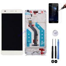 ECRAN LCD VITRE TACTILE SUR CHASSIS BLOC COMPLET POUR HUAWEI HONOR 5C BLANC GT3