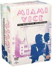 Miami Vice Definitive Collection Complete Seasons 1 2 3 4 5 1-5 Box Set DVD R4