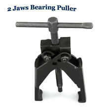 2 Jaw Gear Puller Mechanic Bearing Steering Wheel Remover Extractor Tool Roller