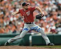 Max Scherzer Autograph Signed 8x10 Photo Nationals (REPRINT)