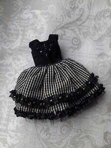 Pullip Dress Doll clothes Kleid Kleidung Puppenkleidung Zubehör