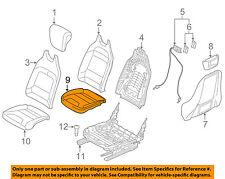 BMW OEM 14-16 i3 Front Seat Bottom-Foam Cushion Pad Insert Left 52107388647