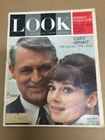 Cary Grant - Audrey Hepburn - Movies - 1963 LOOK Magazine - Complete Issue