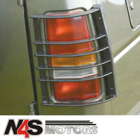 LAND ROVER DISCOVERY 1 REAR WING LAMP GUARD PAIR. PART RTC9503AA