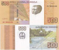 Angola - 500 Kwanzas 2012 UNC Lemberg-Zp