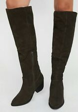 2cad4d144adb New  258 Jeffrey Campbell Oakmont Shearling Over-the-Knee Boots Sz 7