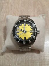 G. Gerlach Otago Yellow LE Automatic WR200 watch