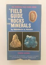 Peterson Field Guide to ROCKS and Minerals by Pough Book Fourth 4th Edition 1976