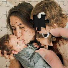 ?? Mother's Day Gift 120 pc Personalised Jigsaw Puzzle Photo Birthday