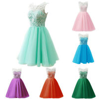 Girls Floral Dresses Kids Summer Party 7-13 Years Birthday Wedding Holiday Dress