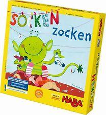HABA® 4465 - SOCKEN ZOCKEN, NEU/OVP