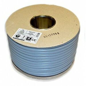 2.5mm 6242Y T+E Twin & Earth Cable, Ring Main Cable BASEC Approved 100Mtrs