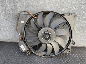 ✔MERCEDES W216 W221 CL550 S600 S550 S63 ENGINE MOTOR RADIATOR COOLING AC FAN OEM