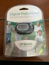 NEW ** Oregon Scientific PE320 Pedometer Counter with REAL/TIME CLOCK.g