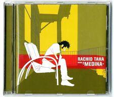 CD ★ RACHID TAHA - MADE IN MEDINA ★ 11 TRACKS ALBUM ANNEE 2000 ★