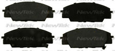 Disc Brake Pad Set-Galaxy Ceramic Disc Pads Front NewTek SCD829